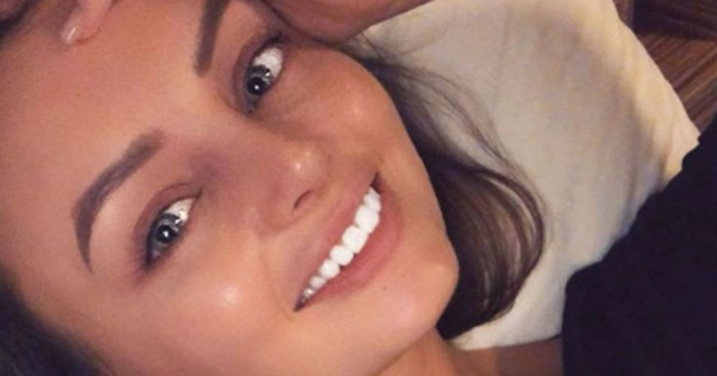 Love Island: Kendall Rae Knight rocks see-through lingerie
