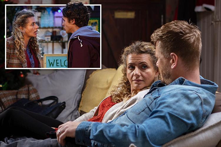 Emmerdale spoilers: Jacob Gallagher tells dad David Metcalfe