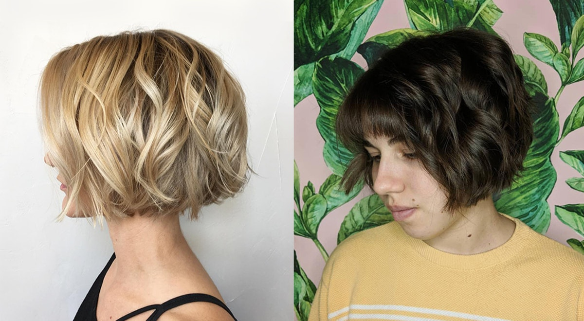 Hairstyles 2019: The Chin-Length Bob Haircut Trend Is Taking Over, So