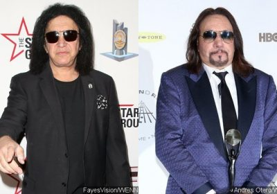 Sex Addict Gene Simmons Accused Of Groping And Propositioning Ace