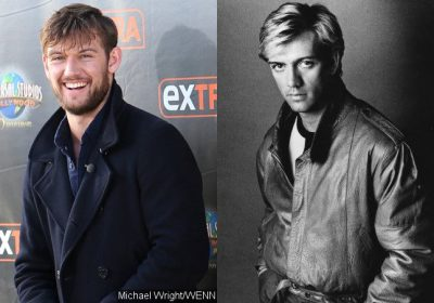 Alex Pettyfer to Work With Father in Sci-fi Thriller