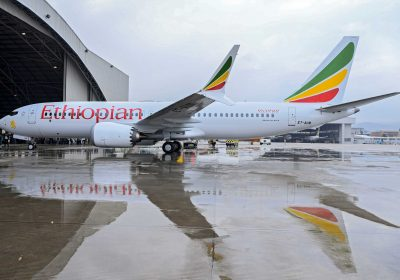 What's a Boeing 737 Max 8 airplane, when was the Ethiopia