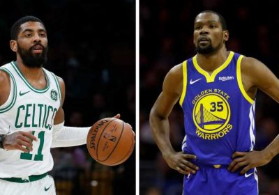 dbf60b85eebc The Kevin Durant-Kyrie Irving free agency hype is reaching a fever pitch