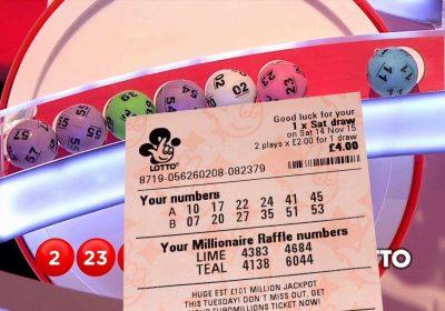 Who Won Saturday Lotto