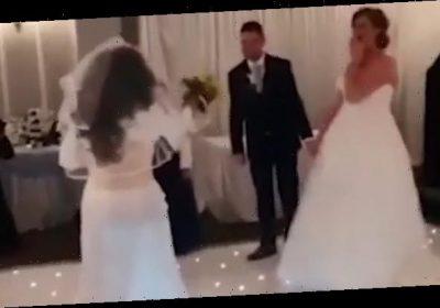 Apos Wedding Crasher Apos Bursts In Shouting Apos It